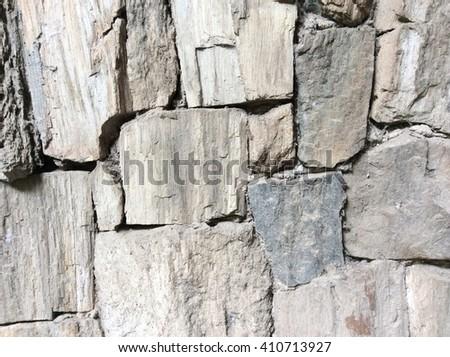 Texture of stone background - stock photo