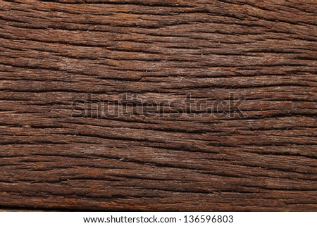 texture of the plank wood - stock photo