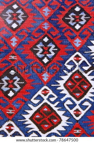 Turkish Carpet Stock Photos Images Amp Pictures Shutterstock