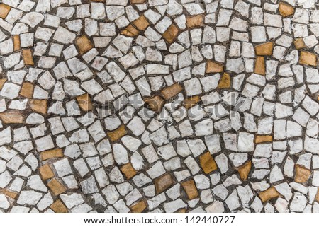 Texture of wall or the floor - stock photo