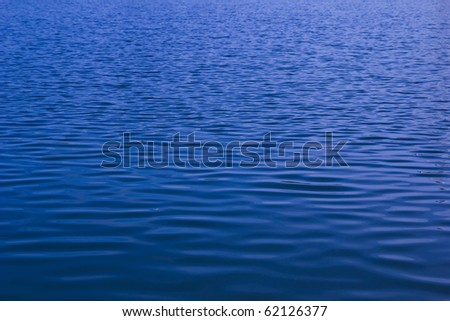 texture of water - stock photo