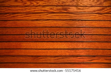 texture of wood plank - stock photo