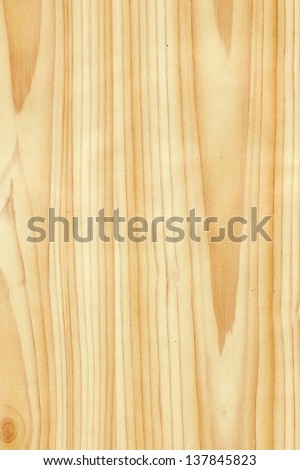 texture of wooden plank closeup - stock photo