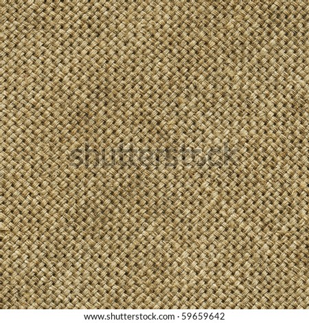 Texture sack sacking country background - stock photo
