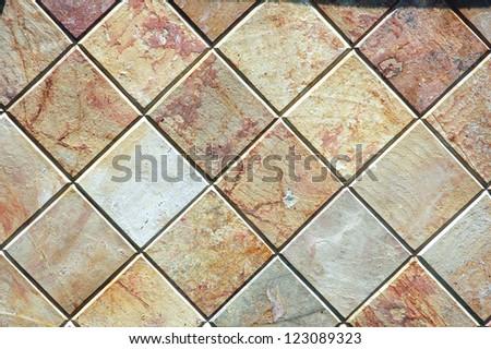 texture stone wall  background - stock photo