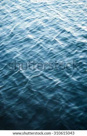 texture  water blur ripples - stock photo