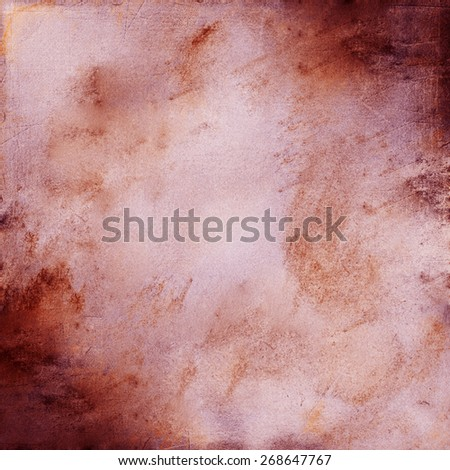 Textured background in pink and red - stock photo