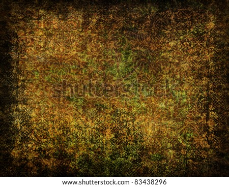 Textured Painted Style Background - stock photo