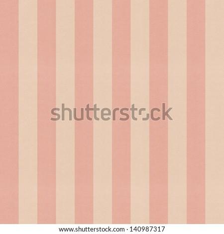 Textured stripes pink pattern - stock photo