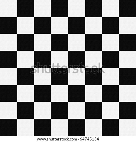 Texturized chess board background - stock photo