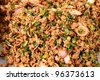 Thai food, Larb moo,Pork Cooked Northeastern Style - stock photo