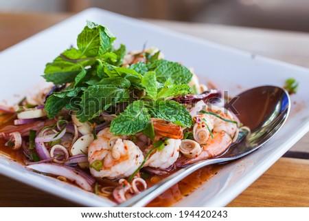 Thailand Food  - stock photo