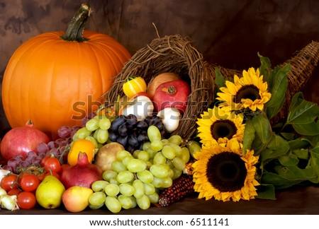 Thanksgiving Season - stock photo