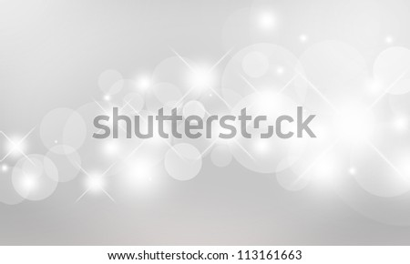 The background image which shines - stock photo