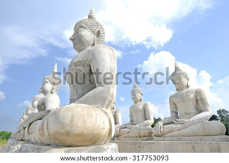 The Buddha - stock photo