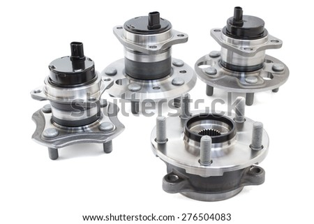 Composition Of 4 Kitchen Utensils : the composition of the four car wheel bearings with ABS sensor and ...