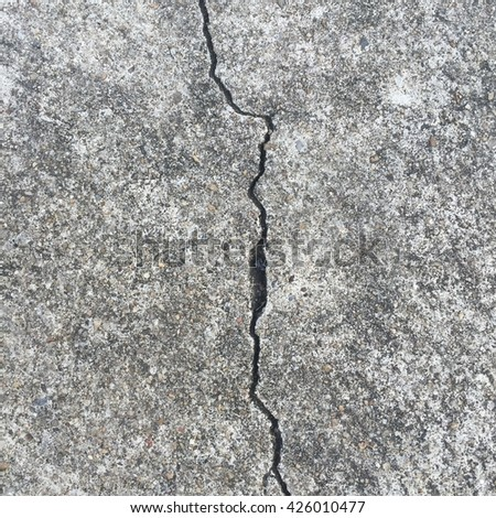 The cracked ground, Ground in drought, Soil texture and dry mud, Dry land great for any use.  - stock photo