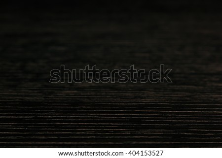 The dark wood texture. The background. The top. The horizontal stripes. - stock photo