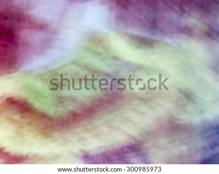 The digital blur Abstract picture. Crocodile. - stock photo