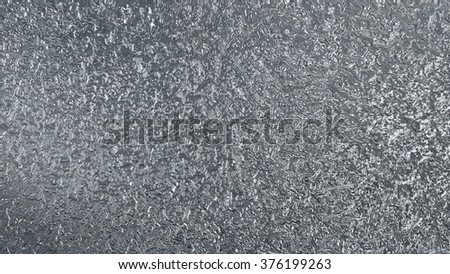 The glisten of abstract silver background and texture - stock photo