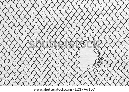 Metal Fence Stock Photos Images Amp Pictures Shutterstock