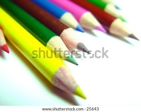 The Illustrator - stock photo