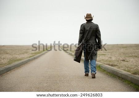 The Journey - stock photo