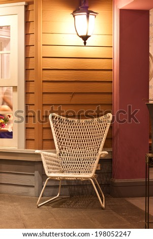 the living room collection - stock photo