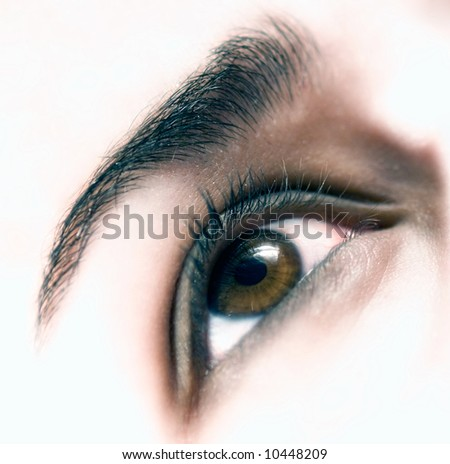 The Look Of Love - stock photo