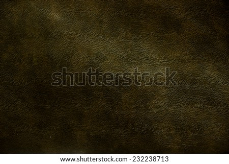 The old leather texture. - stock photo