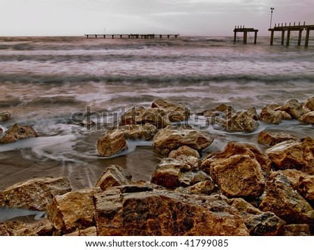 The Pier - stock photo