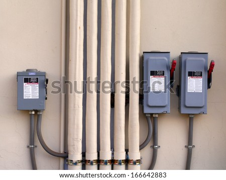 Electrical Switchboard Stock Photos Images amp Pictures