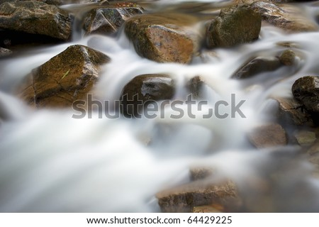 the story for the river - stock photo