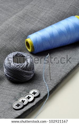 The tailor - stock photo