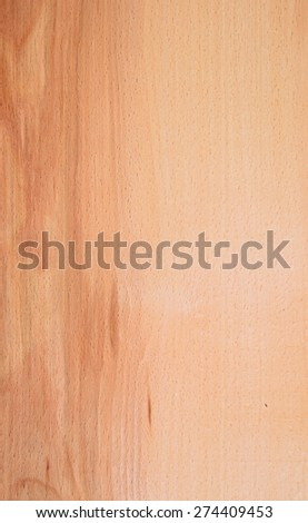 The texture of beech wood - stock photo