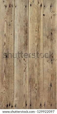 The texture of old wood. Board. Background. - stock photo