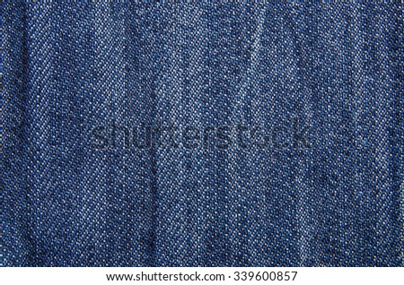 The texture of the fabric color.  - stock photo