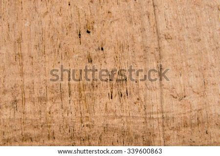 The texture of the papyrus.  - stock photo