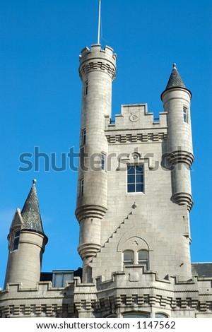 The Tower - stock photo