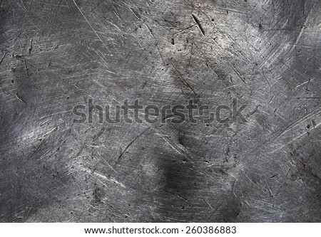 The vintage rusty grunge iron textured background - stock photo