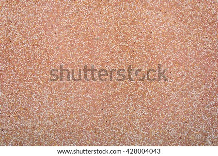 The wall of sand texture background.pattern of stone wall surface.cork board texture.sand closeup as texture. - stock photo