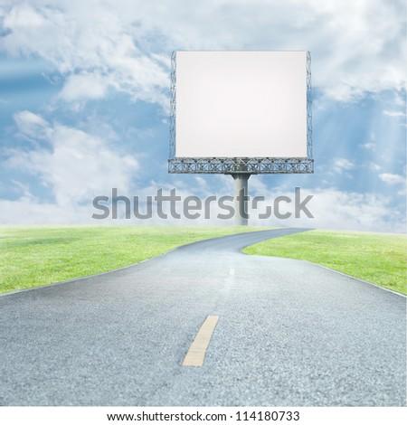 The way - stock photo