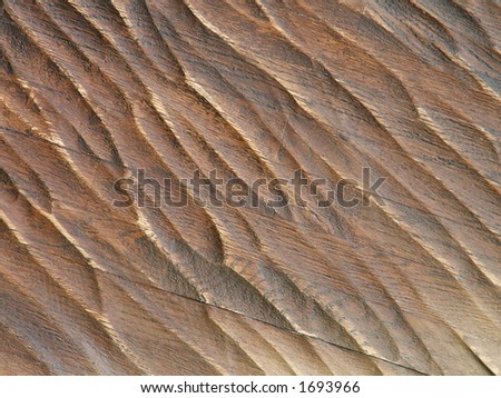 the wood texture - stock photo