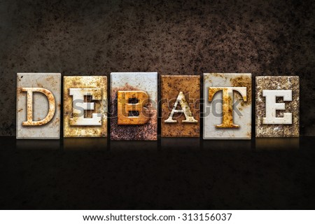 the debate about background - photo #37