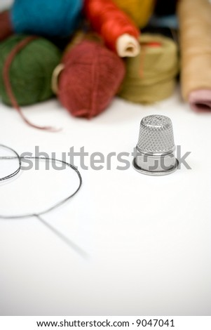 things a tailer whould love to have - stock photo