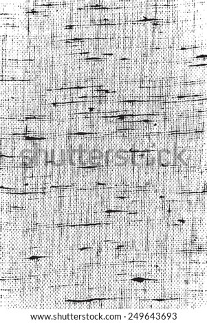 Thread overlay texture for your design. - stock photo