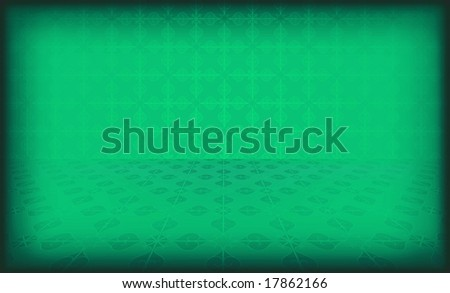 Three dimensional background - stock photo