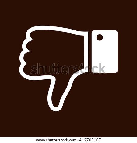 Thumb down icon, Thumb down icon art, Thumb down icon jpg, Thumb down icon web, Thumb down icon flat, Thumb down icon logo, Thumb down icon sign, Thumb down icon design, Thumb down icon image, Thumb - stock photo