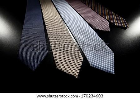 tie - stock photo