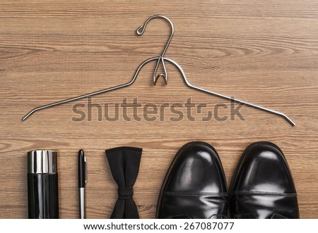 Tie, fashion, concept. - stock photo